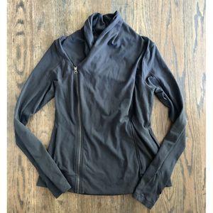LULULEMON BHAKTI Yoga Wrap Double Zip Up Jacket